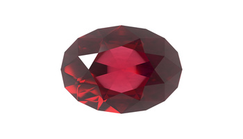 Ruby Precious Gemstone Jewel