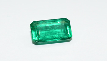 Green Emerald Precious Gemstone
